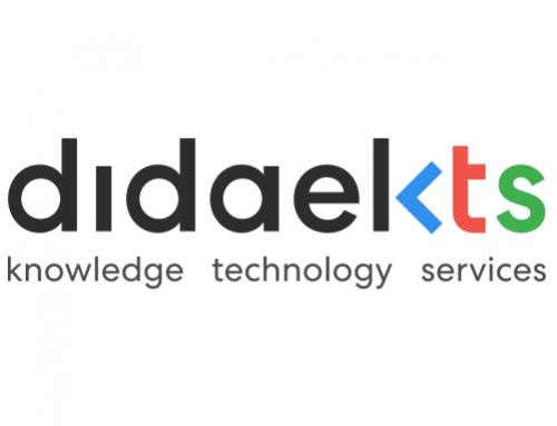 Didael KTS presenta il nuovo logo