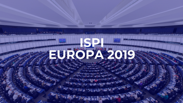 ISPI Europa 2019 - Elezioni Europee