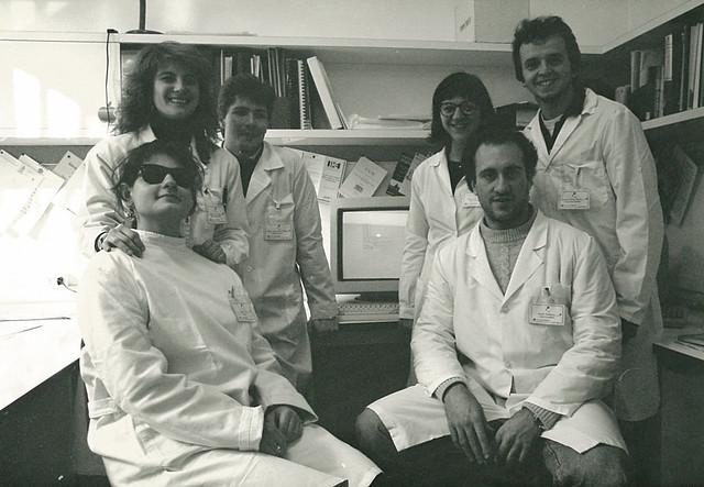 Nasce il Laboratorio di Ricerca Didalab: 1985