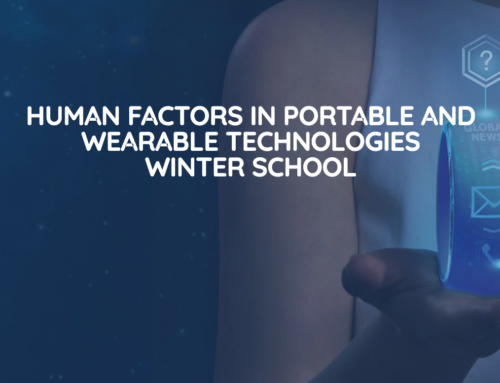 Winter School Human Factors in Wearable and Portable Technologies: Como 27-31 Gennaio 2020
