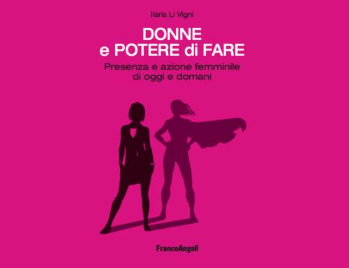 """Gianna Martinengo alla presentazione di """"Donne e Potere di Fare"""""""