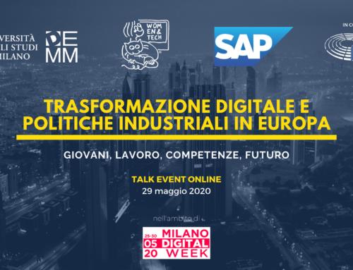 Trasformazione digitale e politiche industriali in Europa