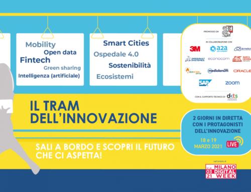 Tram dell'Innovazione 2021